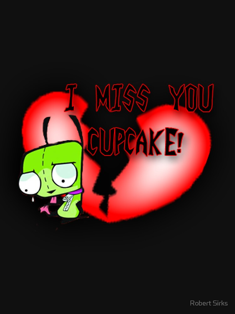 I Miss You Cupcake | Unisex T-Shirt