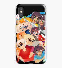 Homestuck- Pumped Up Kids iPhone Case/Skin