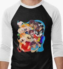 Homestuck- Pumped Up Kids Men's Baseball ¾ T-Shirt