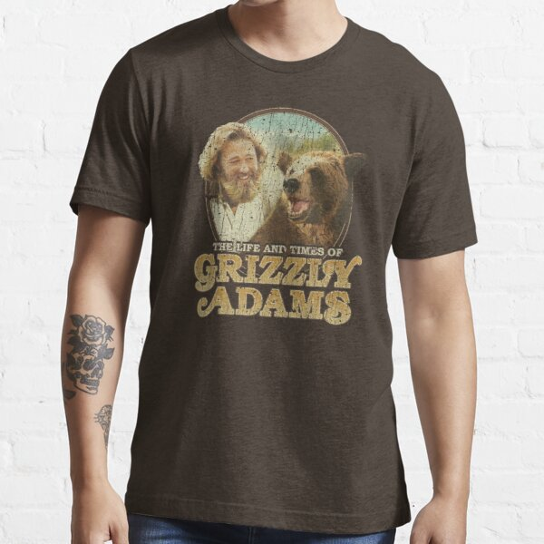 The Life and Times of Grizzly Adams  Essential T-Shirt