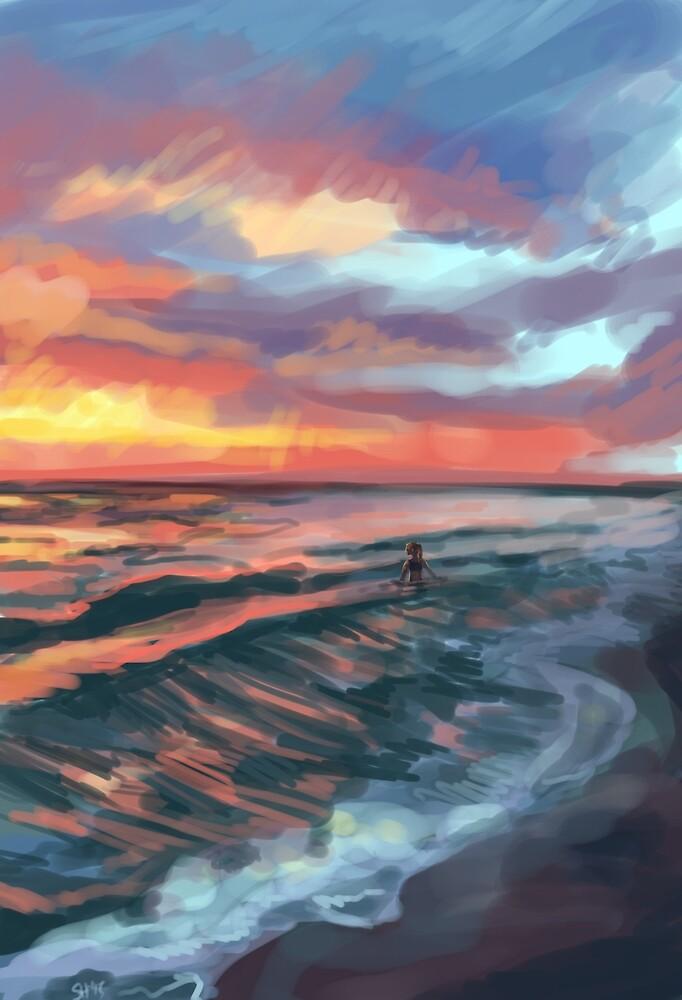 Captiva Sunset by holdens