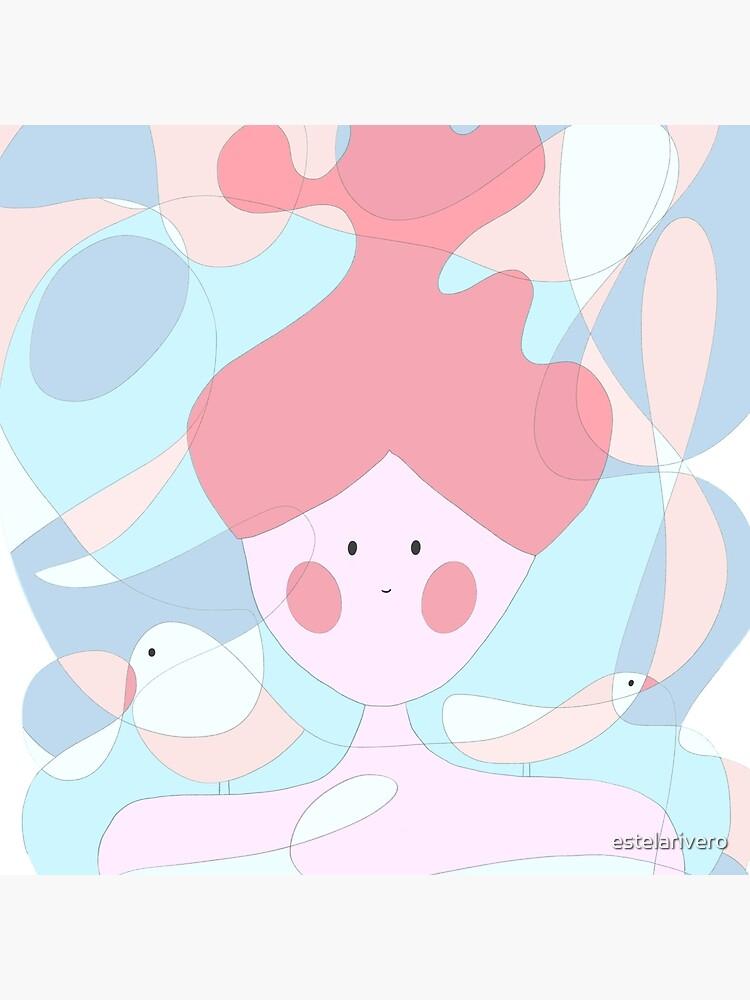 Sea fairy by estelarivero