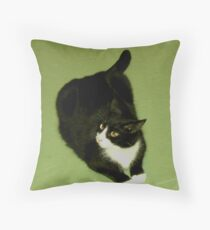Tommy ... Throw Pillow