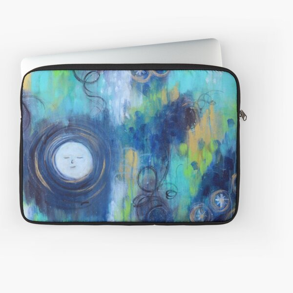 Little Moon Laptop Sleeve