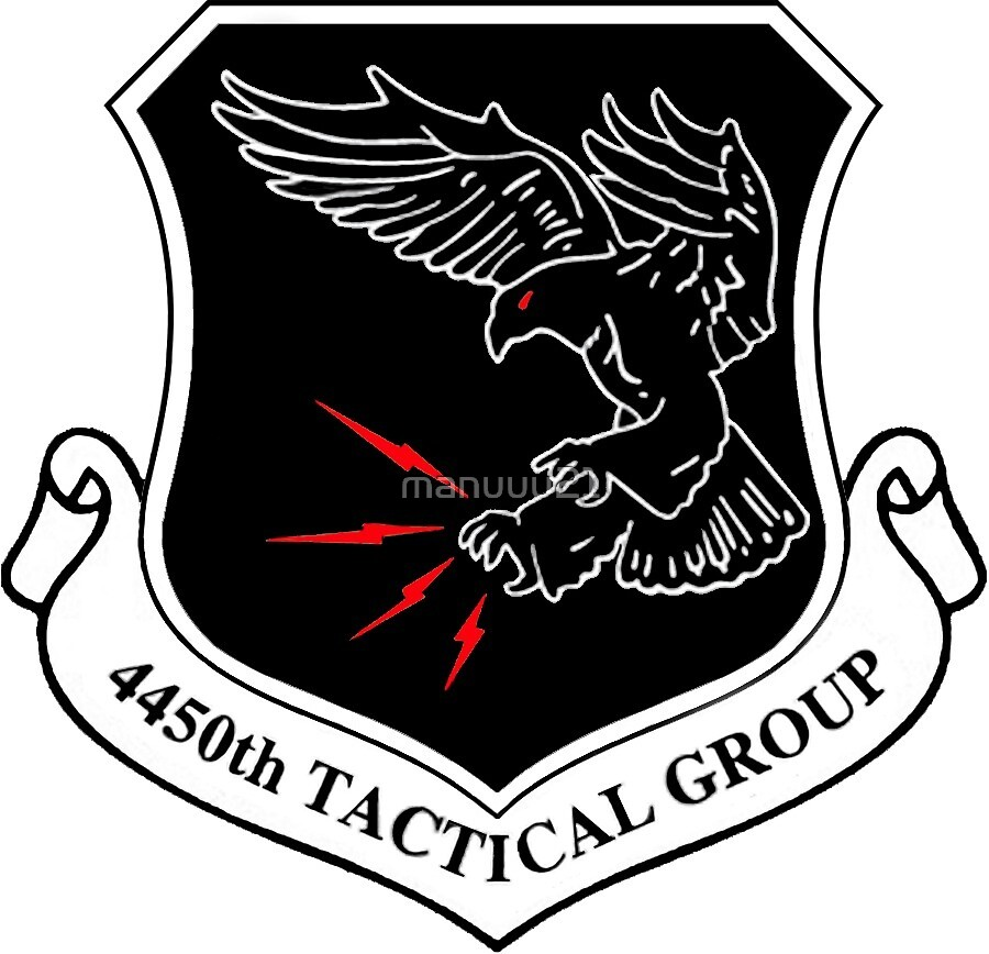 4450th tactical group by manuuu21