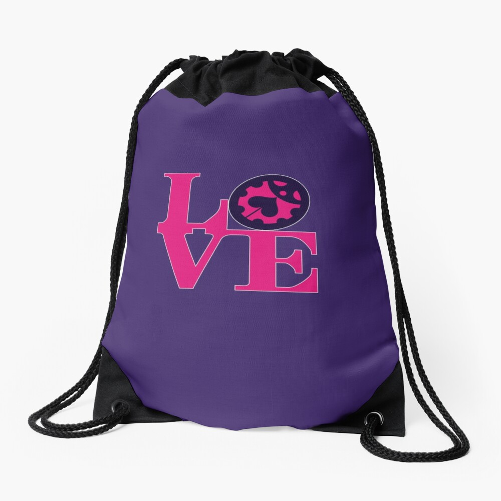 Love Ladybug - Jojo Part 5 Drawstring Bag