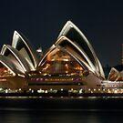 Sydney Opera House - Sydney - Australia by Soren Martensen