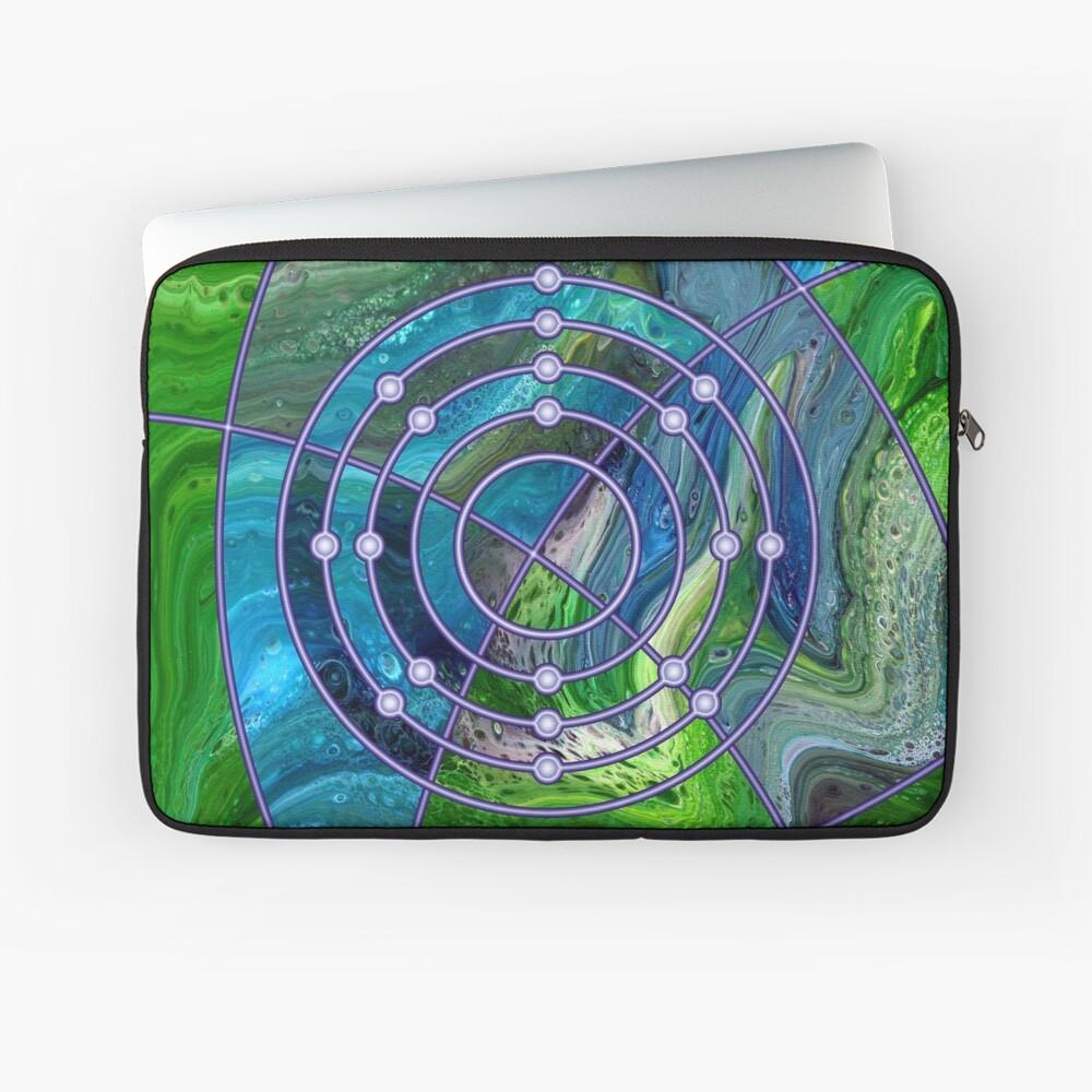 Element 19: Potassium Laptop Sleeve