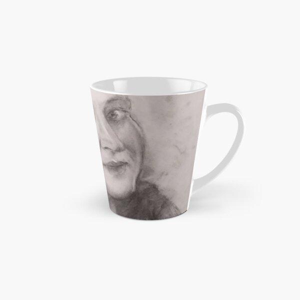 Portrait of an artist Mila Arbuzova Tall Mug