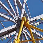 Big Wheel, Luna Park by Chris Samuel