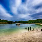 Low Tide at Morar by Chris Thaxter