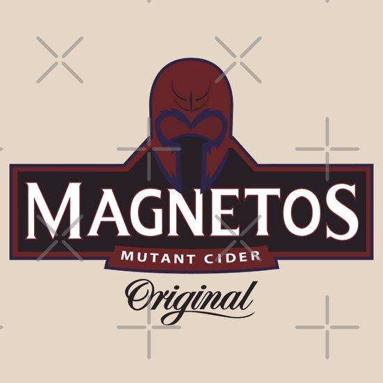 TShirtGifter presents: Magnetos Mutant Cider