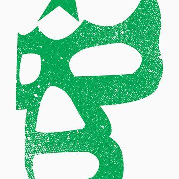 Luchador Mask by brev87