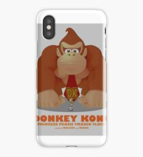 DK Movie Poster iPhone Case