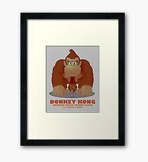 DK Movie Poster Framed Print