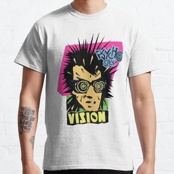 Vision Psycho Stick Classic T-Shirt