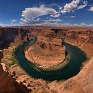 Horseshoe Bend Overlook II by Wojciech Dabrowski