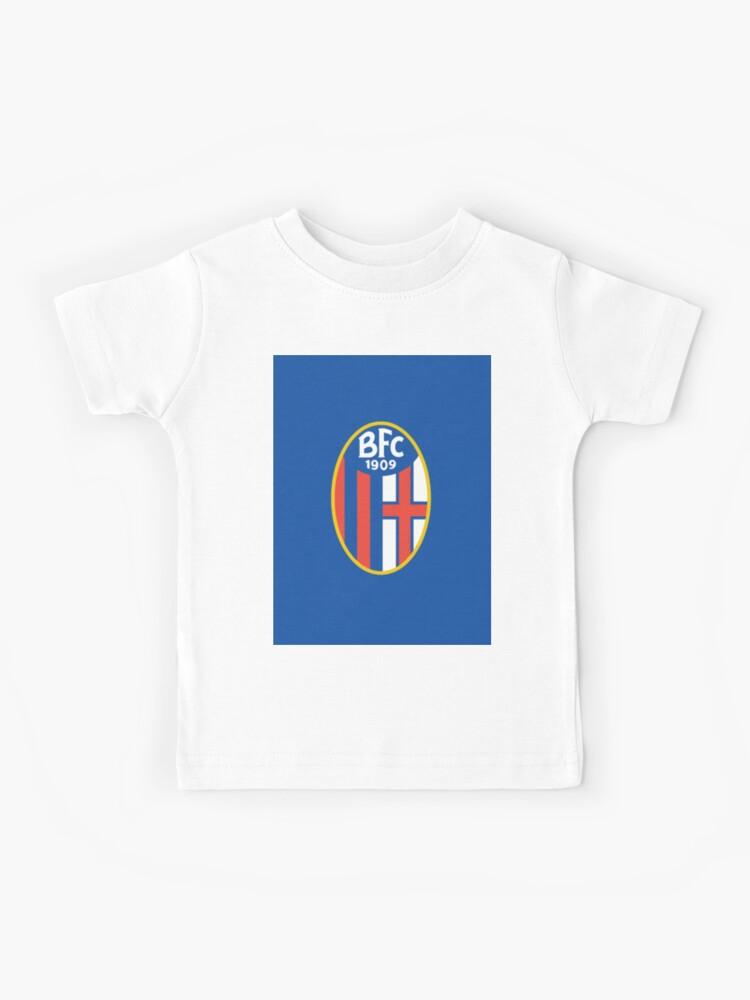 Bologna Fc 1909 Kids T Shirt By Mathijsbolt Redbubble