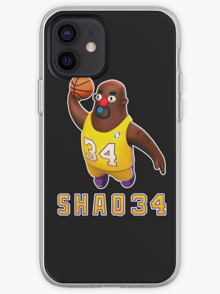 Shaquille O'Neal Los Angeles Lakers | Coque iPhone