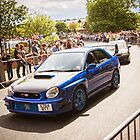 Subaru Impreza I  by Christopher Ryan