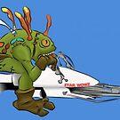 Murloc Speeder by Epicsnakehips