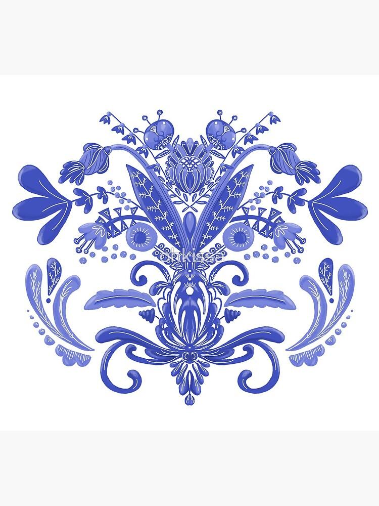 Blue Flowers by ohkissa