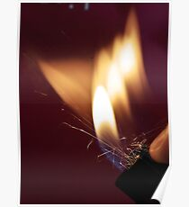 Time to Ignite Poster