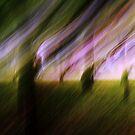 foggy spirits by Morpho  Pyrrou
