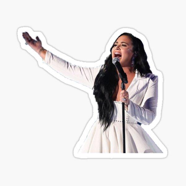 Demi Lovato Sticker