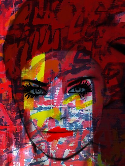 Cardboard Fashion Girl by DanielMalta