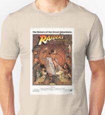 Raiders of lost ark indiana jones T-Shirt