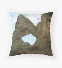 Australia Rock Throw Pillow