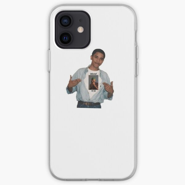 Obama x Frank Ocean iPhone Soft Case