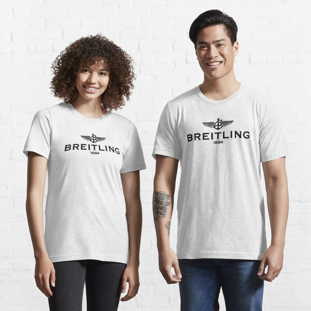 Breitling logo Black Essential T-Shirt