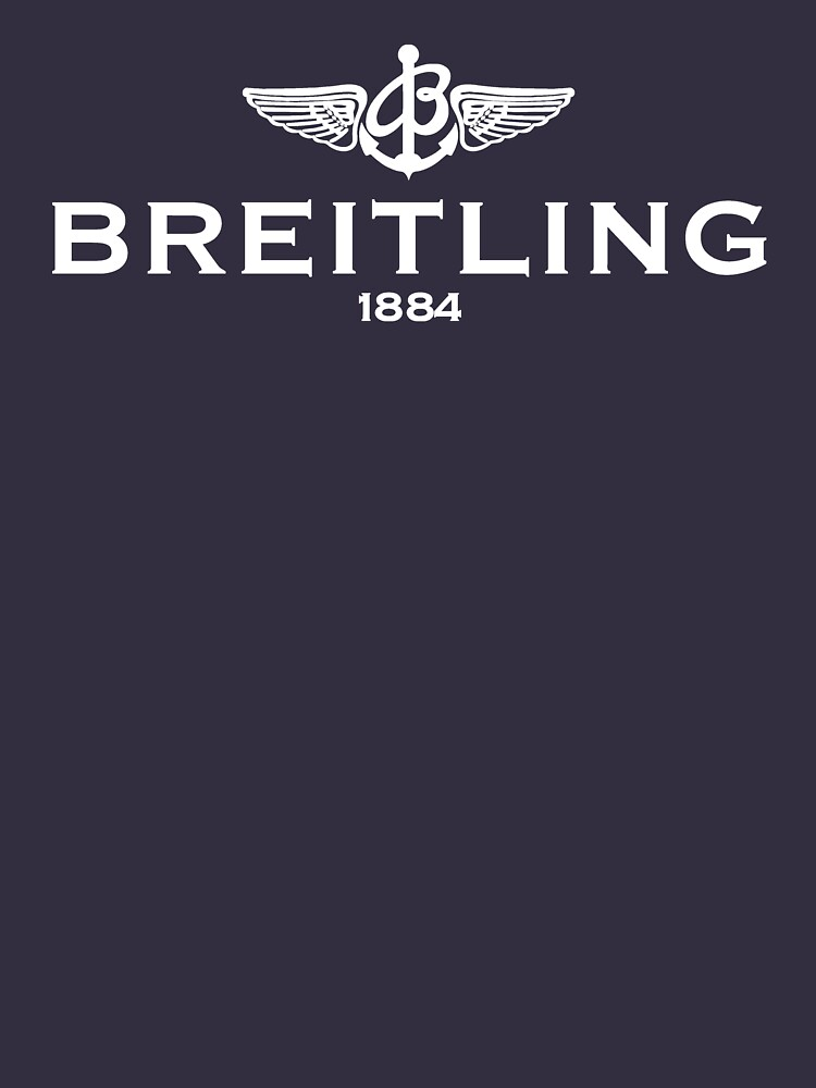 Breitling logo white by joklux