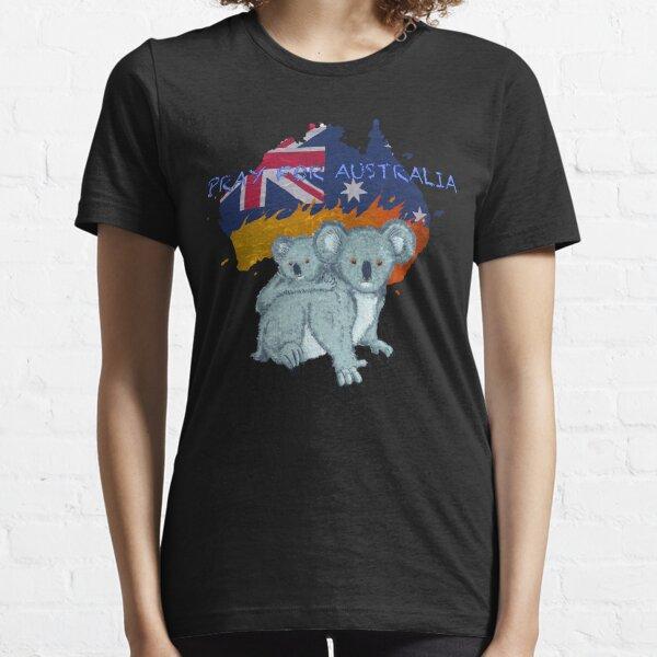 Pray for Australia Koala Essential T-Shirt