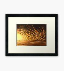 Sandstorm (Mad Max: Fury Road)  Framed Print