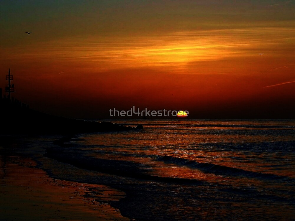 Let The Sun Set by thed4rkestrose
