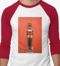 Carved drummer figure T-Shirt
