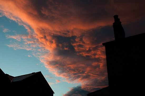 falling cloud by MRCLIVE