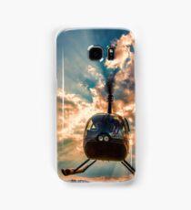Helicopter Samsung Galaxy Case/Skin