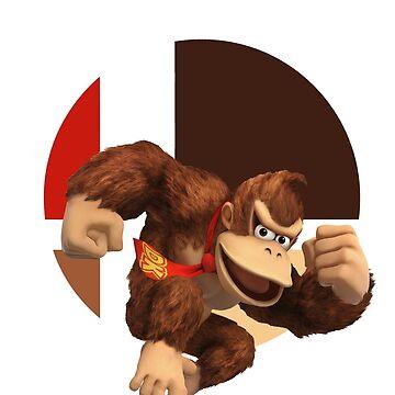 I Main Donkey Kong by BrightRai