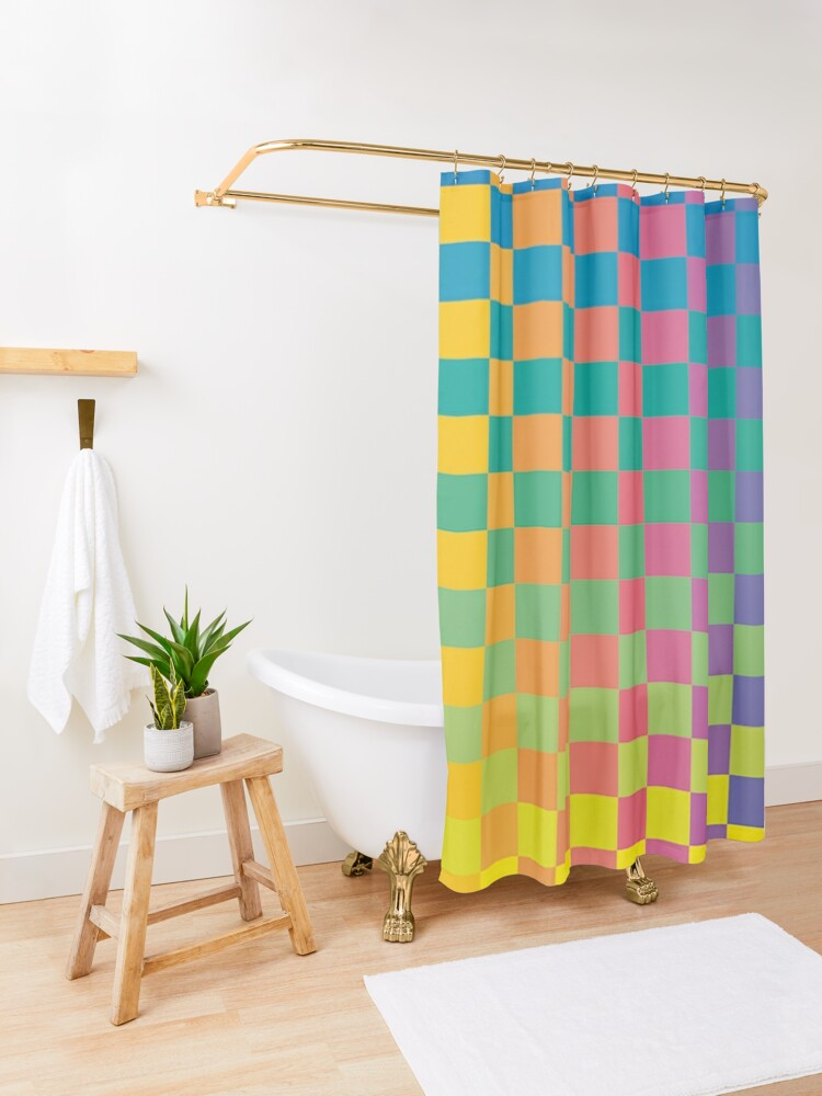 Alternate view of How physics and maths helped create modernist painting Lynn Gamwell Shower Curtain