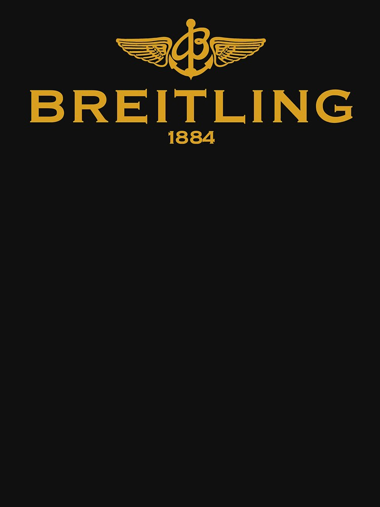 Breitling logo Gold by hitlux