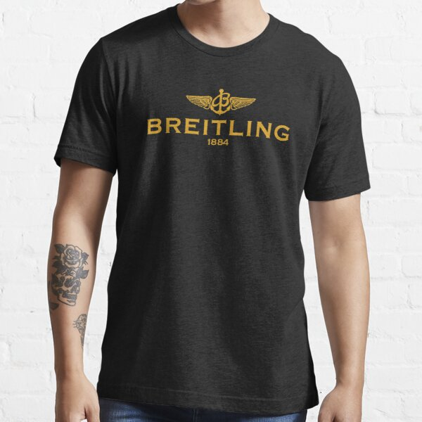 Breitling logo Gold Essential T-Shirt