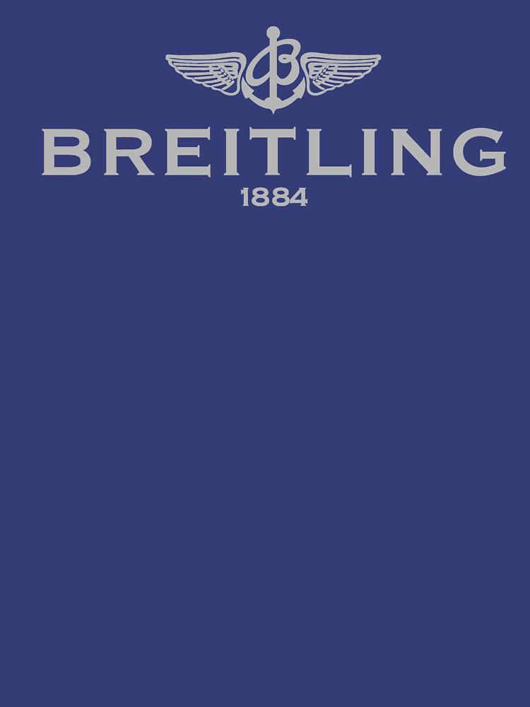 Breitling logo Grey by hitlux