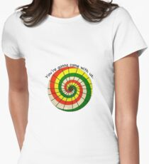 Kaylee's Umbrella Women's Fitted T-Shirt