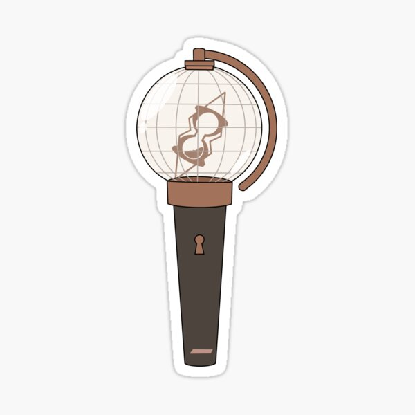 ATEEZ LightStick Sticker