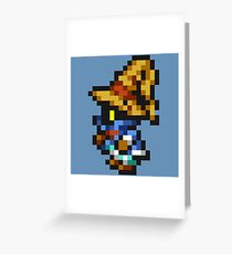 Vivi sprite Greeting Card