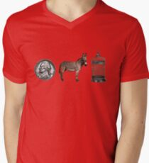 Guess Who... Men's V-Neck T-Shirt